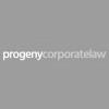 progeny corporate law logo bw